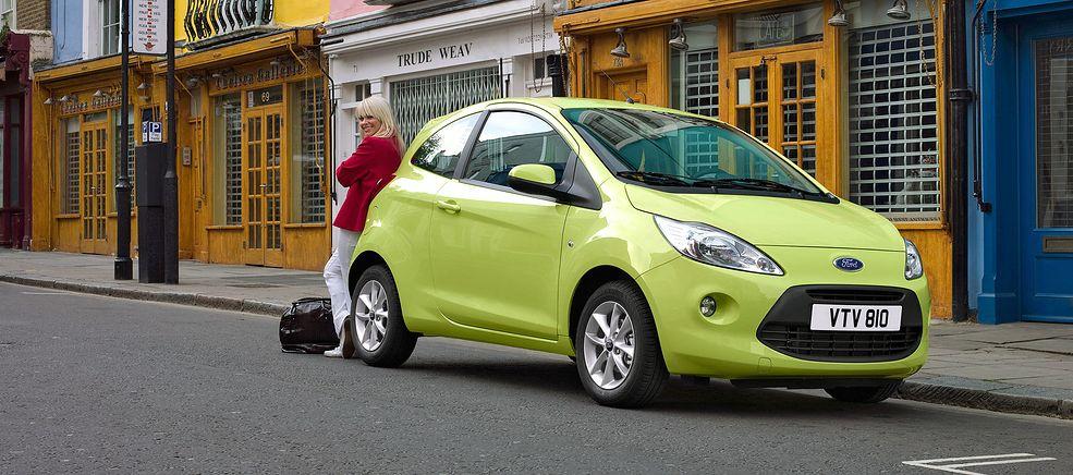 Ciekawszej Propozycji Niz Ford Ka To Samochod Ktory Jeszcze Do Niedawna Mozna Bylo Kupic Jako Nowy Jako Najtansze Auto Na Rynku