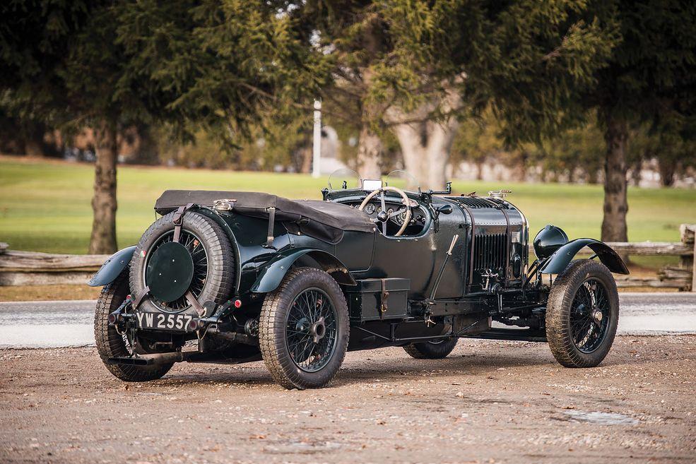 Ten Bentley Może Być Sprzedany Za 7 Milion 243 W Dolar 243 W
