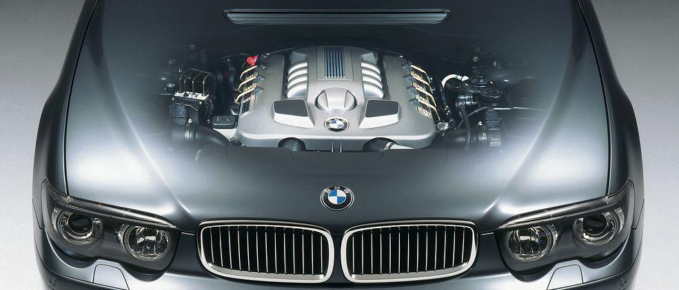 Silnik BMW M67 musiał ustąpić mniejszemu M57