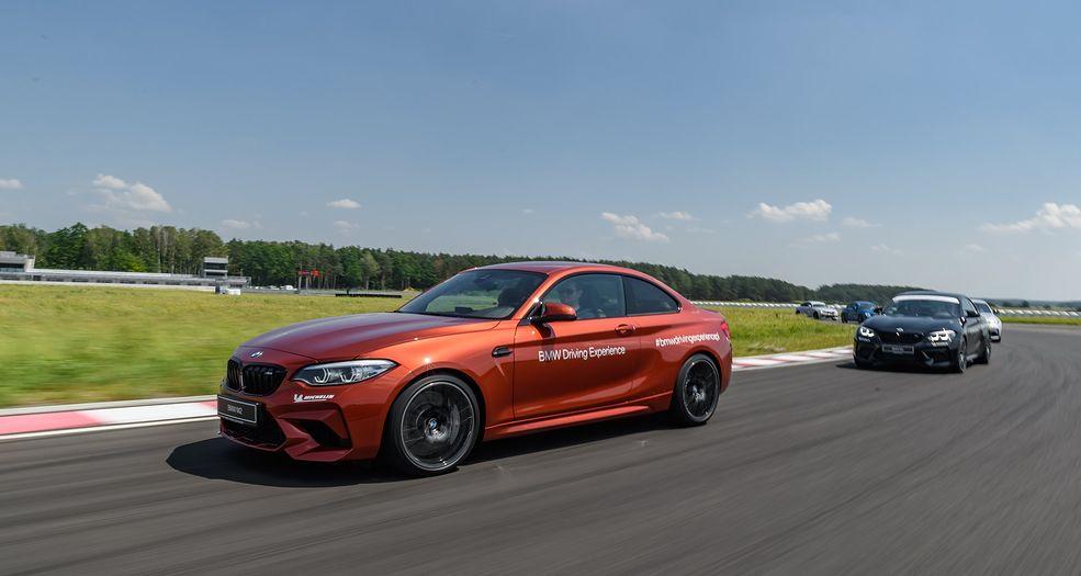 BMW Driving Experience już działa w Polsce.
