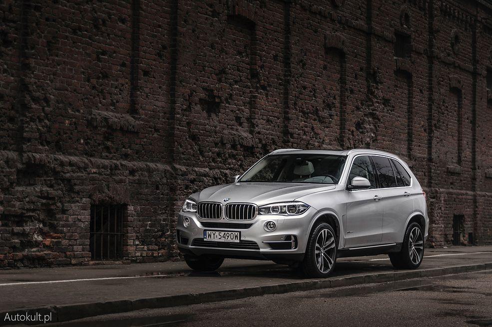 BMW X5 xDrive25d (2017)