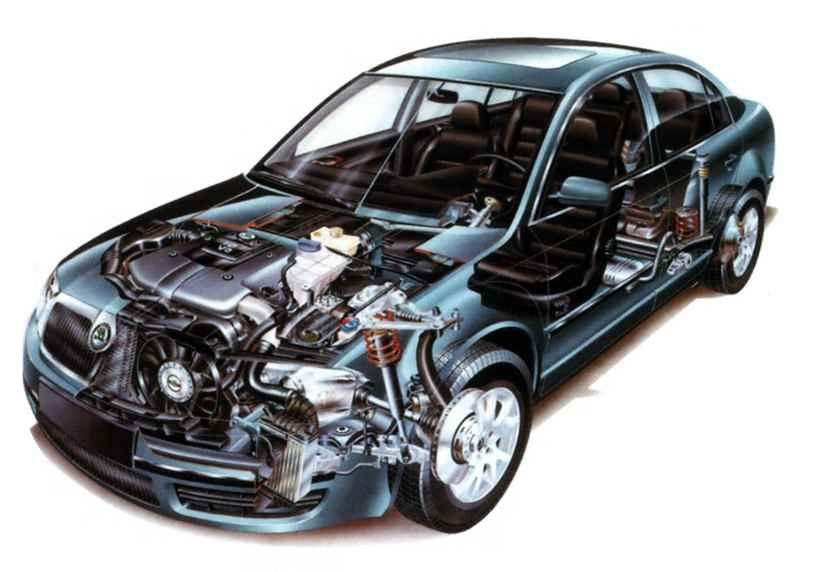 Konstrukcja nowego modelu samochodu powinna być maksymalnie uproszczona.