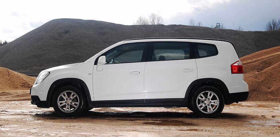 Chevrolet Orlando niecałe 10 lat temu był propozycją dla rodzin, które nie chcą przepłacać za samochód.