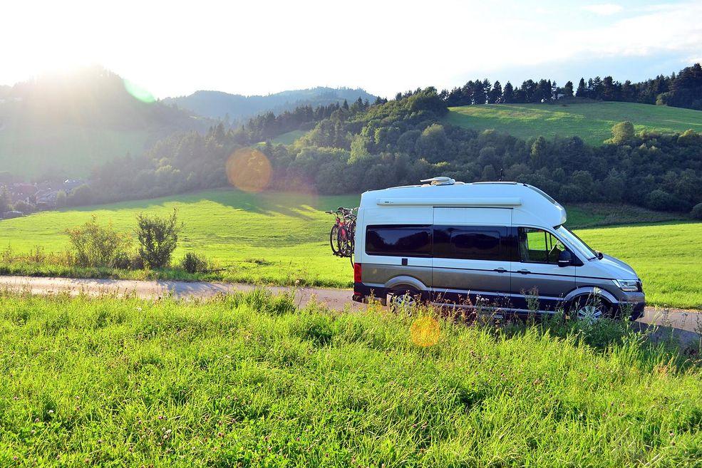 Volkswagen Grand California 600 (fot. Kamil Broniowski/Autocentrum.pl)