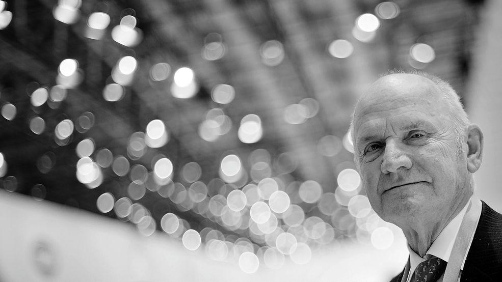 Ferdinand Piech (1937 - 2019) (fot. Volkswagen)