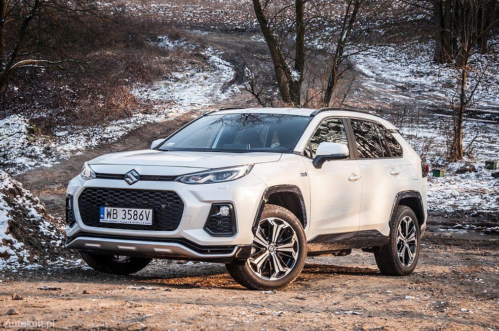 Suzuki Across PHEV (2021)