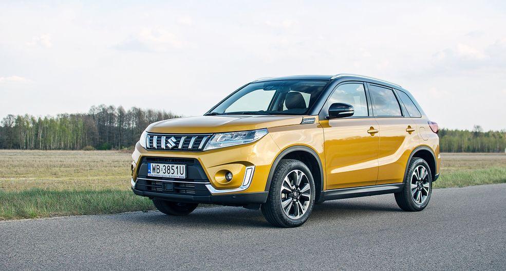 Suzuki Vitara Hybrid w praktyce jest prawie hybrydą tylko po to, by spełnić wymogi unijne.
