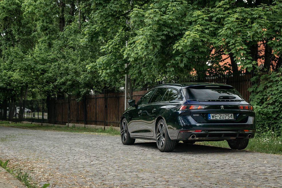 Peugeot 508 SW GT Pack