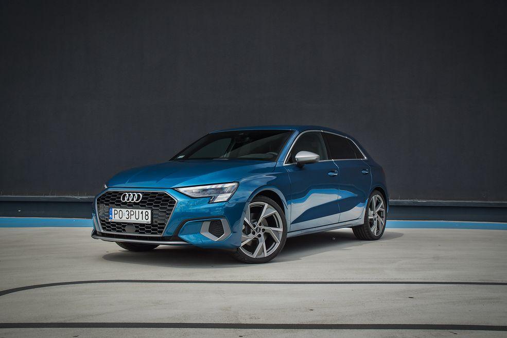 Nowe Audi A3 pokazało się z najlepszej strony