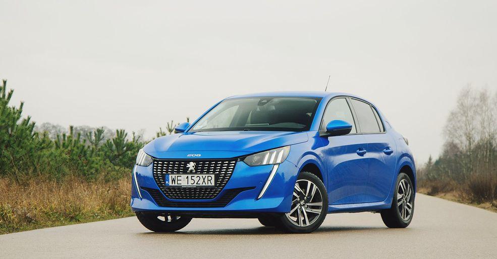 Mały samochód Peugeota jak zwykle wygląda bardzo dobrze. Okazuje się, że również tak jeździ.