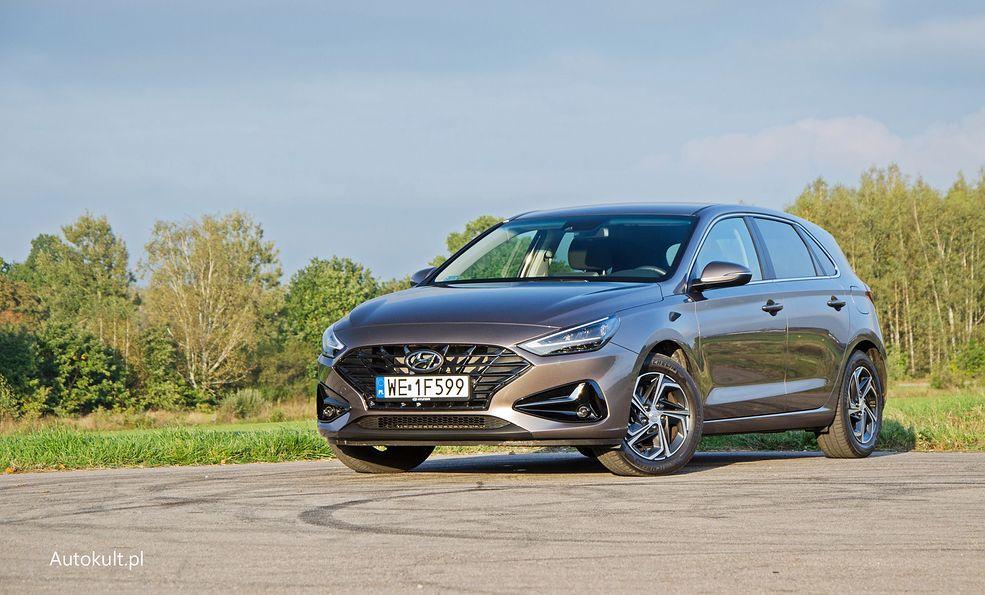 Hyundai i30 po liftingu nie tylko wizualnym. Mocno zmieniła się gama silników.
