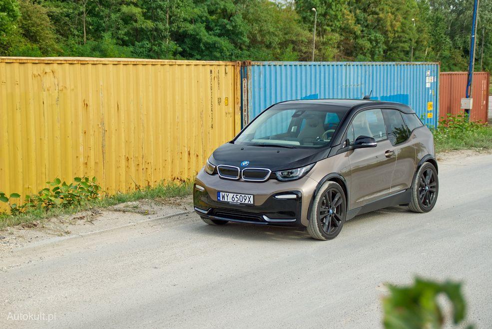 BMW i3 zadebiutowało w 2014 roku, a ciągle wygląda świeżo