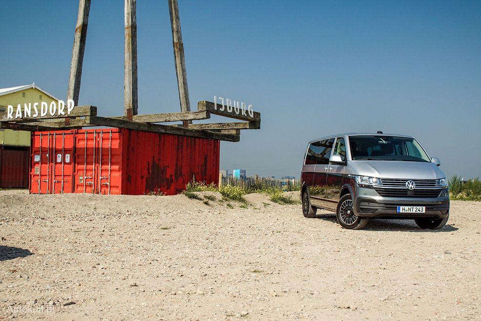 Volkswagen Caravelle będzie występował w wersjach dwukolorowych