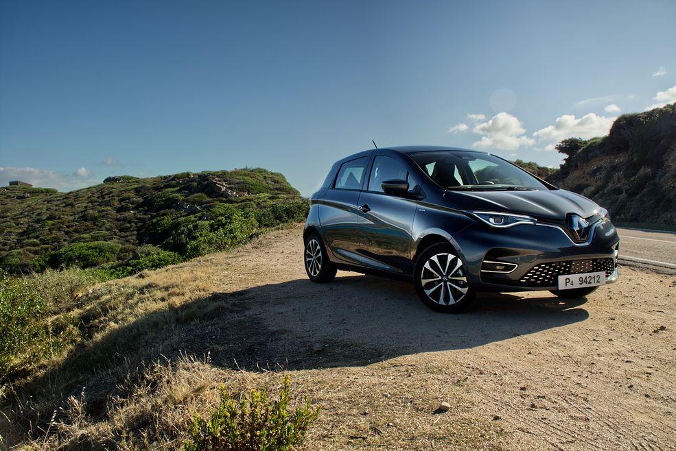 Nowe Renault Zoe z wyglądu zostało po prostu odświeżone