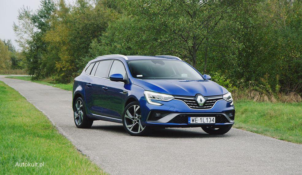 Renault Megane Grandtour E-Tech Plug-in Hybrid