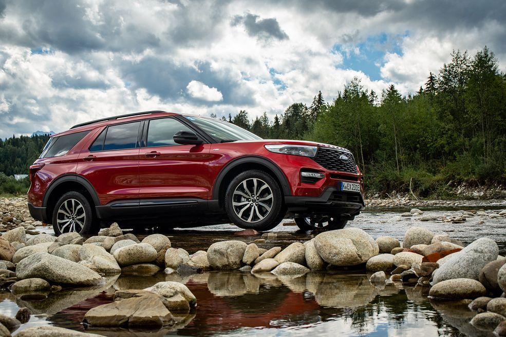 Po 20 latach nieobecności, Ford Explorer wraca do Polski w wielkim stylu