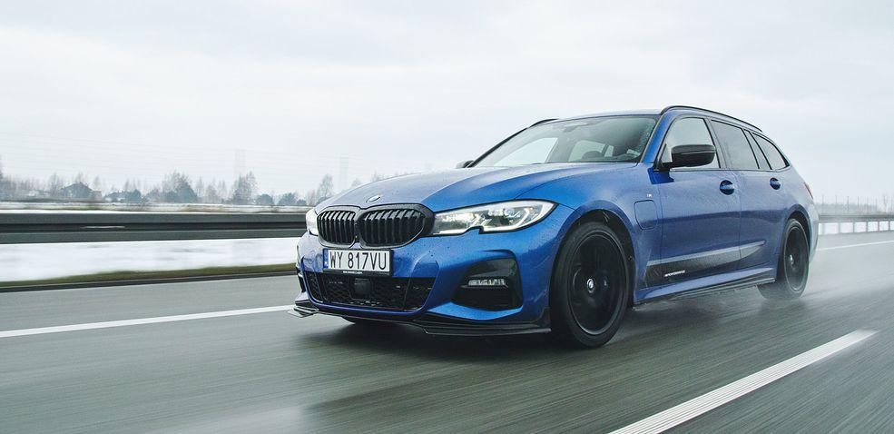 BMW 330e to hybryda plug-in o jakiej być może marzyłeś. Ale to niekoniecznie takie BMW, jakiego być chciał.