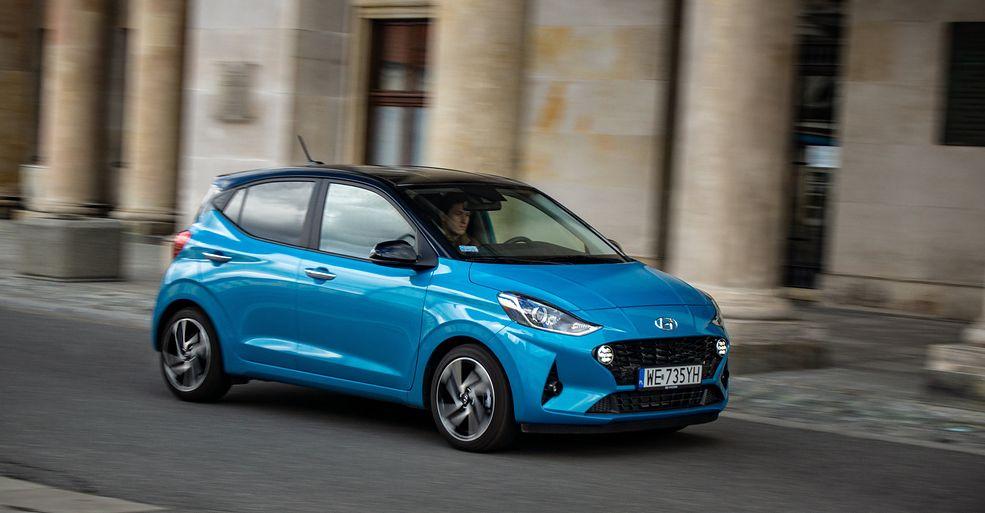 Hyundai obok Mitsubishi i Toyoty pozostaje liderem rynku prostych technicznie samochodów z silnikami, o które nie trzeba się martwić, a nawet da się w nich zamontować instalację LPG.