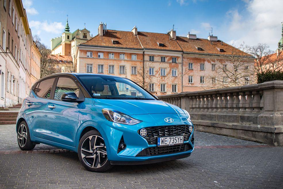 Hyundai coraz mocniej rozpycha się na rynku, a nowy i10 może tylko potwierdzić rosnący trend