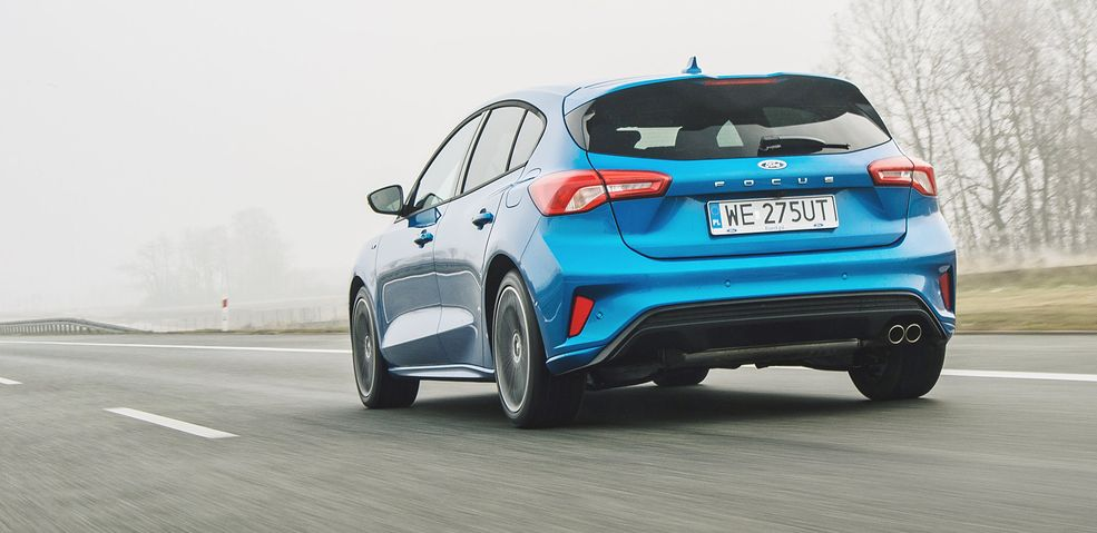 Nowy Ford Focus ST-Line 1.5 EcoBoost
