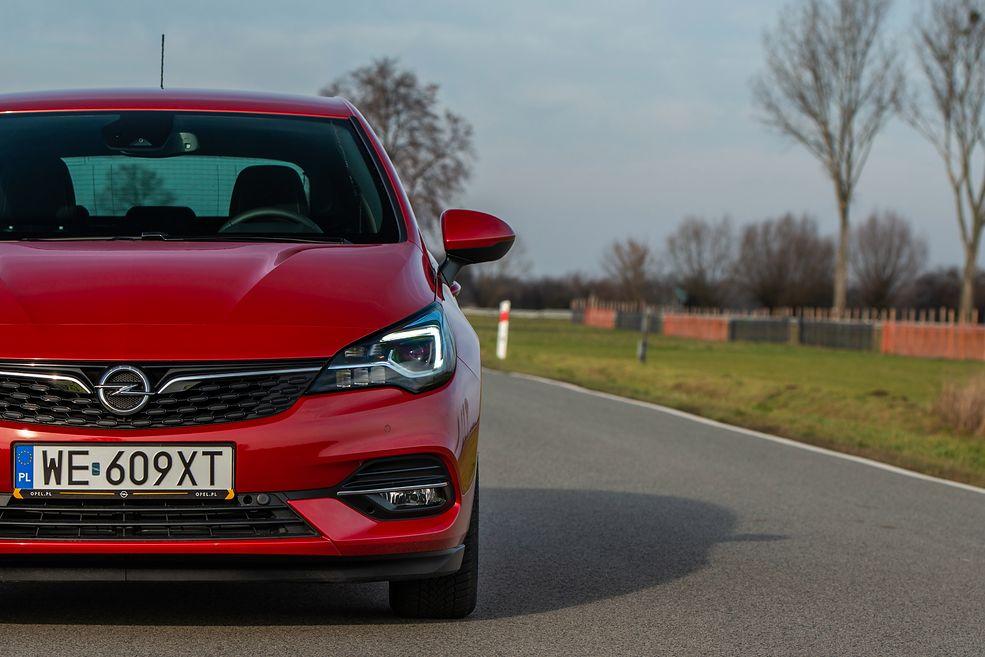 Nowy Opel Astra L ma pojawić się już w 2021 roku
