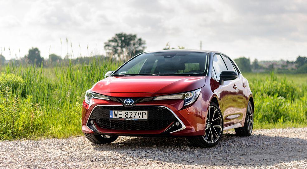 Nowa Toyota Corolla wygląda moim zdaniem znakomicie. Wnętrze też nie zawodzi, ale nie będzie dobre dla każdego.
