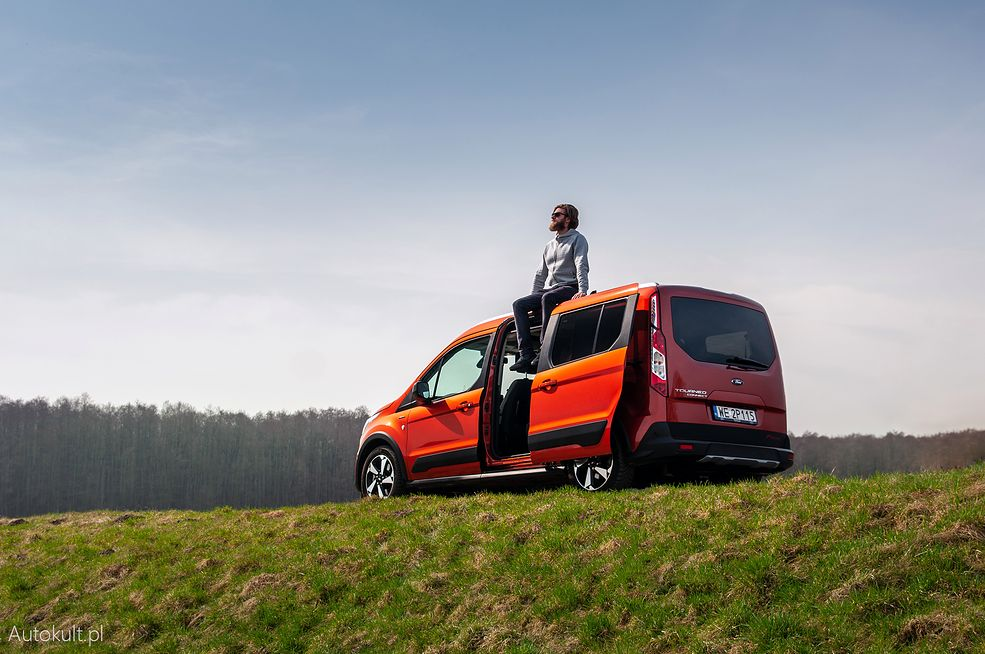 Ford Grand Tourneo Connect Active