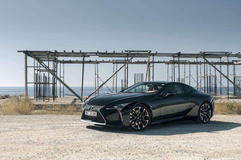 Lexus LC500 - takich samochodów wkrótce nie będzie