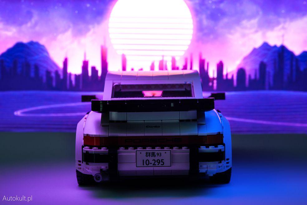Lego Creator Porsche 911 Turbo