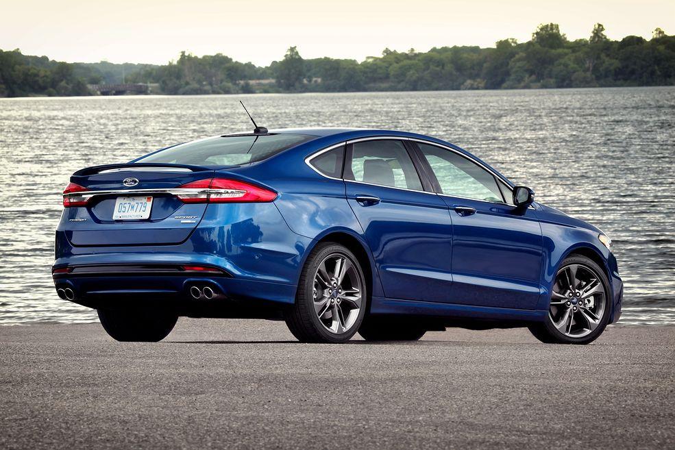 Ford to marka, która Amerykanom daje więcej. To nie wina Forda, lecz europejskich przepisów i cen paliw.