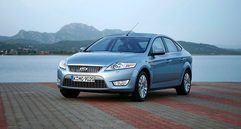 Ford Mondeo Mk 4 to udana i ceniona konstrukcja. Samochody dobrze trzymają ceny i są poszukiwane.