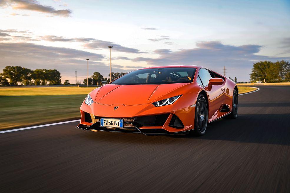 Lamborghini Huracán EVO (2019) (fot. Lamborghini)