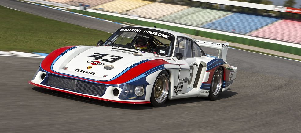 Najsłynniejsza i bodaj najciekawsza maszyna z turbodoładowaniem w historii wyścigów - Porsche 935.