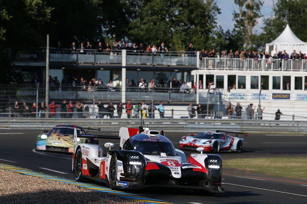 Kwalifikacje do Le Mans 2019