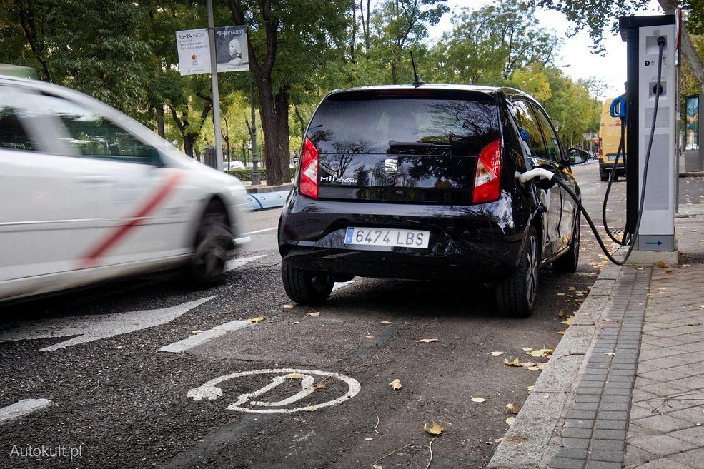 Miejski elektryk pozwoli najbardziej cieszyć się przywilejami dla kierowców aut na prąd