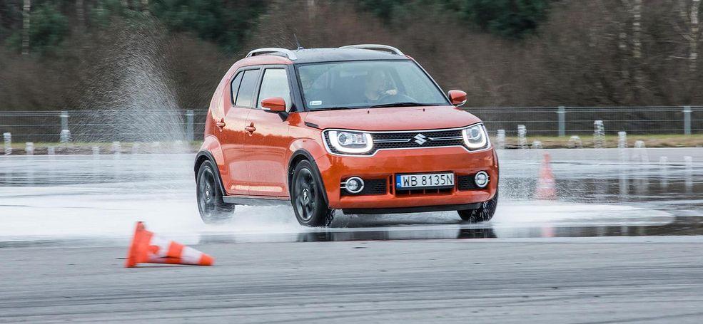 Sprawdziliśmy jak w praktyce działają układy napędowe w samochodach Suzuki