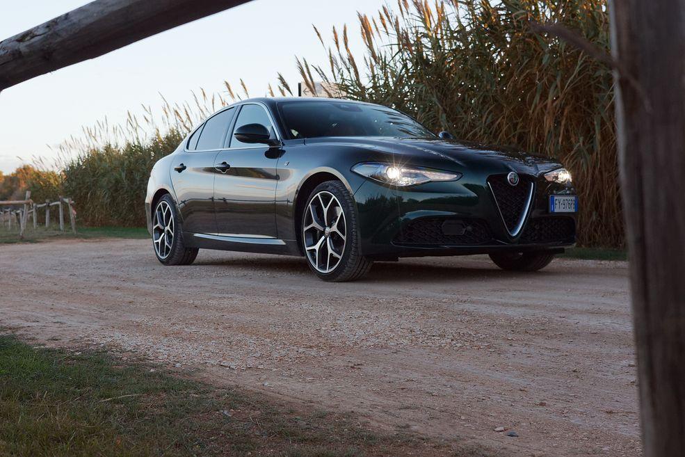 Włosi nie zmienili wyglądu aut. Pod tym względem biją na głowę niemiecką konkurencję.