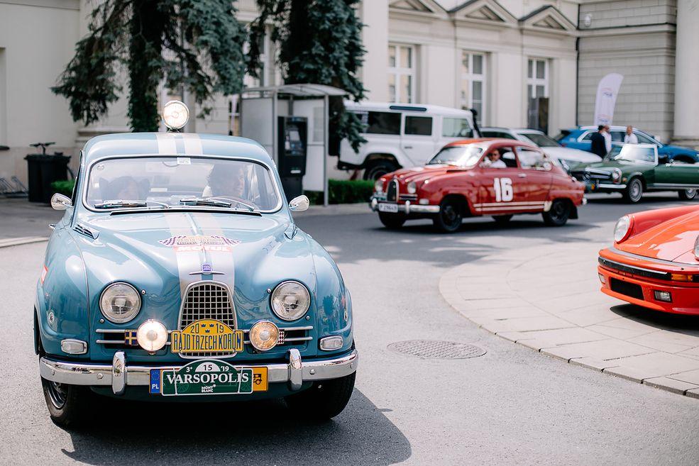 Saab GT750 na Varsopolis (fot. Varsopolis)