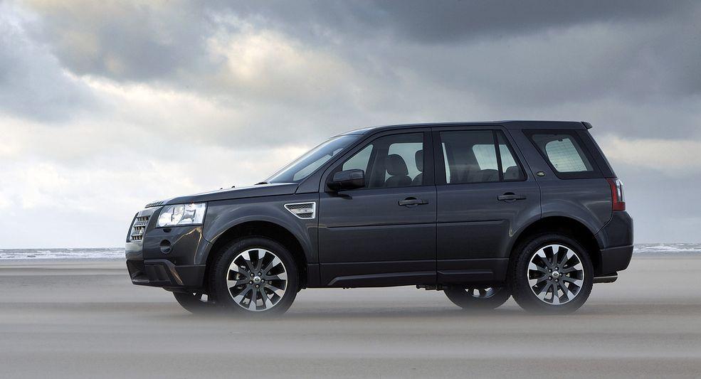 Land Rover Freelander II wciąż wygląda świeżo i o dziwo, dobrze trzyma ceny.