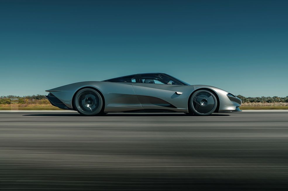 McLaren Speedtail (2020) (fot. McLaren)
