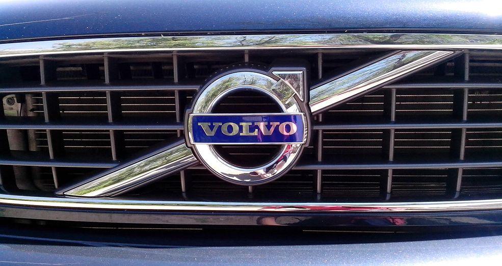 Maskownica chroni chłodnicę przed uszkodzeniem, bywa również często znakiem rozpoznawczym danej marki (w tym przypadku Volvo).