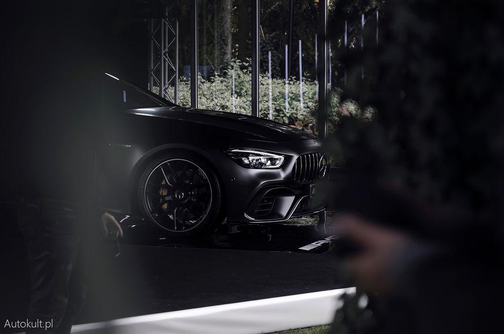 Mercedes-AMG GT 63S 4Matic+ 4-Door Coupé