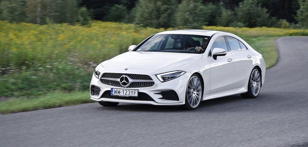 Mercedes-Benz CLS 400d Coupe