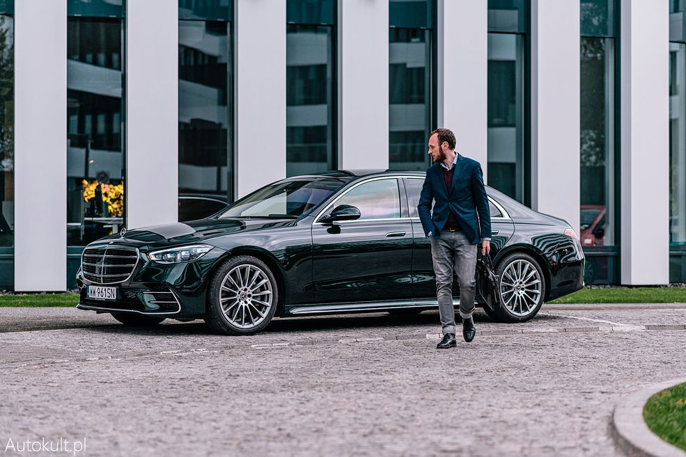 Mercedes-Benz S 500 L (2021)
