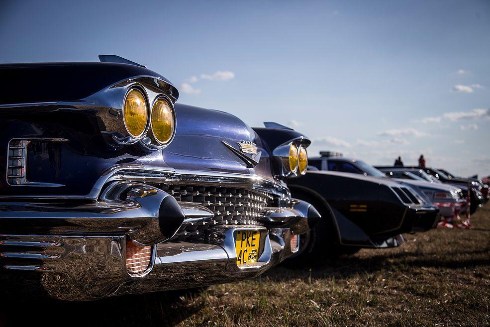 American Cars Mania 2019 (fot. Mateusz Żuchowski)