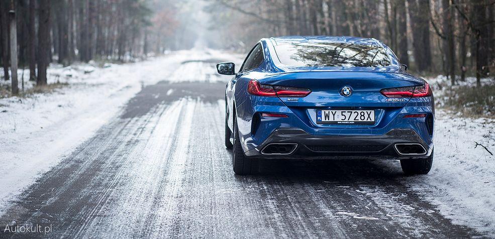 BMW M850i xDrive (2019) (fot. Mateusz Żuchowski)