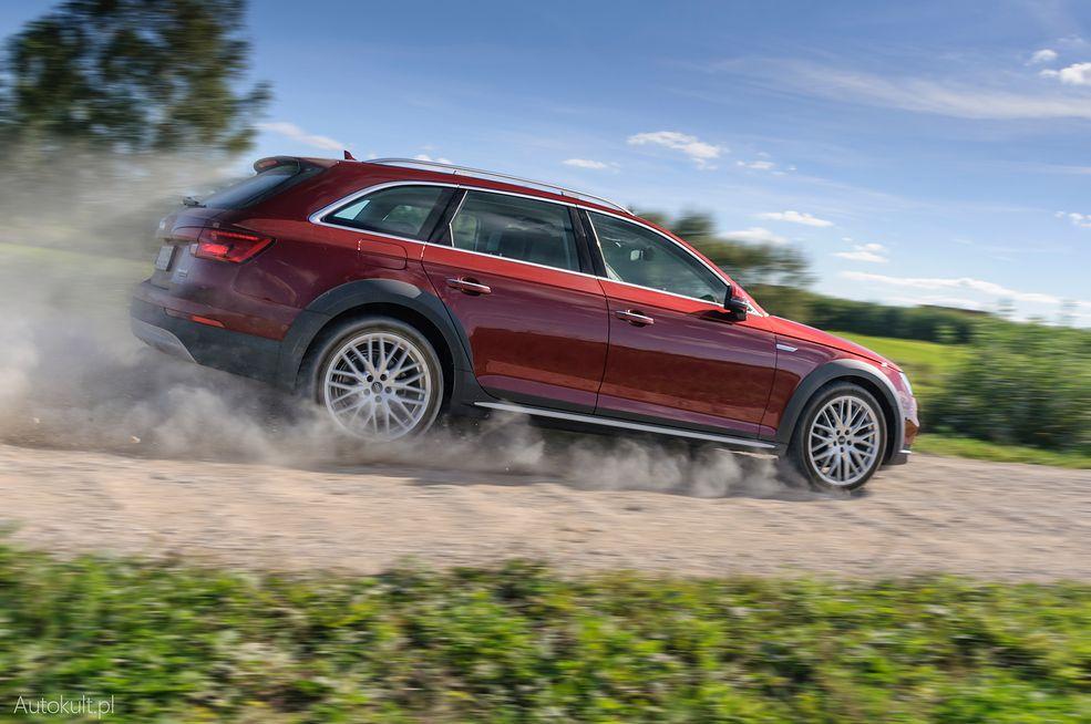 Nowe Audi A4 Allroad Quattro 20 Tdi 2016 Test Opinia Autokultpl