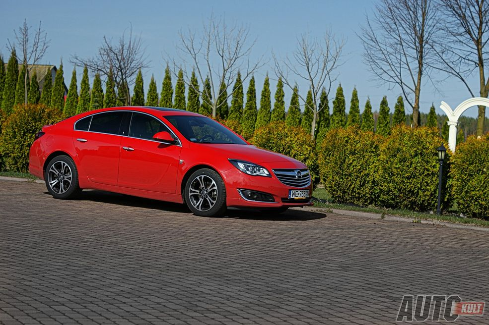 opel insignia biturbo opc line test galeria. Black Bedroom Furniture Sets. Home Design Ideas