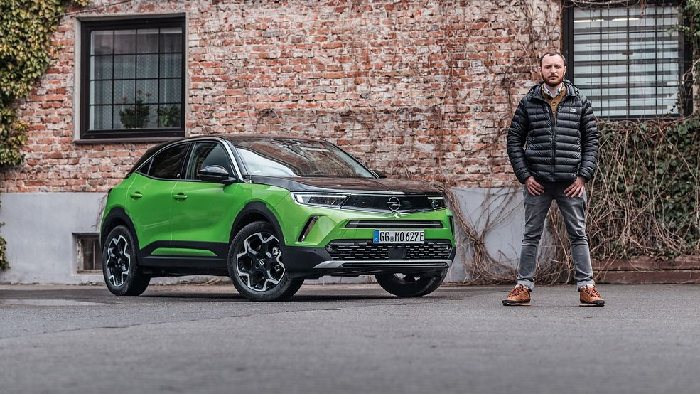 Opel Mokka e (2021)