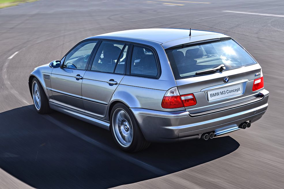 BMW M3 Touring E46 (fot. BMW)